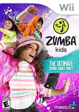 Zumba Kids WII New Nintendo Wii, Nintendo Wii