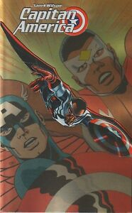 SAM WILSON - CAPITAN AMERICA n°1 - nuovissima Marvel variant - Panini