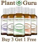 Essential Oils 30 ml. / 1 oz. 100% Pure Natural Therapeutic Grade.