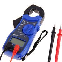 Digital Clamp Multimeter Multitester AC DC Ohm Gauge Voltmeter Ammeter Ohmmeter