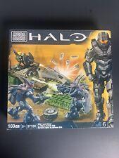 Halo Mega Bloks Construx EVA's Last Stand 97190 New