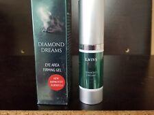 Lavive Diamond Dreams Eye Area Firming Gel (0.5 fl oz/ 15 ml) NEW IN BOX