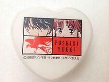 Fushigi Yuugi Yugi tamahome miaka heart shape mini case