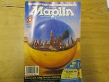 More details for maplin catalogue 1992 collectable