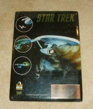 1996 Star Trek Plaque, 30 years, Uss Enterprise Team Metal, + Hang or Stand