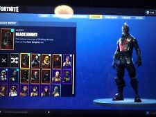 RARE FORTNITE ACCOUNT WITH BLACK KNIGHT + STW WITH NOCTURNO *RAFFLE*