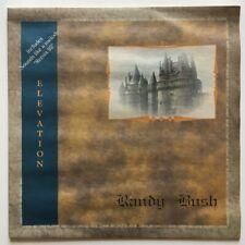 "1081 - VINYL 12"" - RANDY BUSH – ELEVATION - 1995 EXTRARECORD EXTRA 1006"