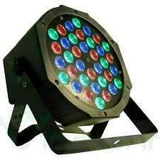 Faro faretto PAR 36 LED discoteca strobo effetto luci controllo DMX regolabile