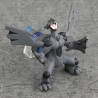 #F67-464 Takara Tomy Rittai Pokemon Zukan Real figure 1:40 Zekrom