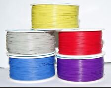 0.5mm Single Core Copper / PCB board fly line 30 # electronic Wire  300M/roll