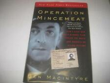 Operation Mincemeat: How a Dead Man and a Bizarre Plan Fooled the Nazis and Assu
