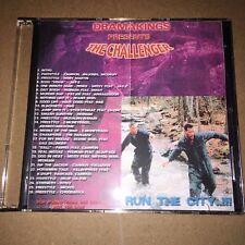 RARE DJ Kay Slay The Challenger NYC Hip Hop Mixtape Mix CD