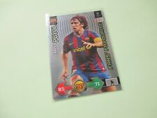 Panini Champions League Super Strikes 2009/2010 Carles Puyol Fans Favourite Card