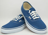 Vans Authentic Navy Blue ALL SIZES MEN WOMEN Canvas Sneakers Shoes