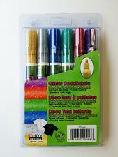 Marvy Uchida decofabric marcador Brillo Set (6)