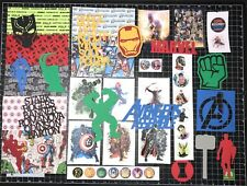 AVENGERS Scrapbook Kit! Project Life, Paper, die cuts, Infinity War, Ironman