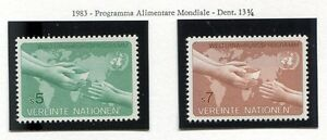 19328) United Nations (Vienna) 1983 MNH World Food
