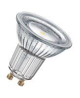 Osram LED Star PAR16 50 120° GU10 Strahler Glas warmweiß 2700K wie 50W