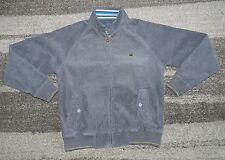 Mens Vintage Fila Grey Cord Jacket - Size Small