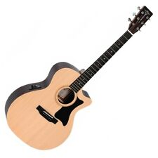 Sigma GTCE+ Electro Acoustic Guitar, Natural