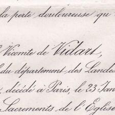Jean Louis Joseph De Vidart Landes 1875