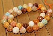 New 15 inch strand Fire Opal Gemstone Beads - 10mm - G166