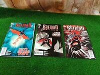 BATMAN BEYOND #2,3,4 ( VFN/FN)Volume 3  Miniseries lot DC Comics 2010