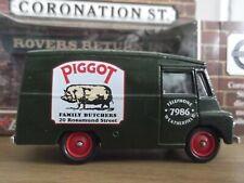 Lledo LP71009, Morris LD 150 Van, Piggot Family Butchers, Coronation Street