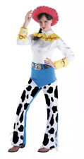 Disney Pixar Toy Story 4 Jessie Adult Deluxe Costume Size Small 4-6 NWT
