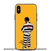 Kodak Black Hip Hop Rap Case cover iPhone 5 5S SE 6 6S 7 8 + plus X XS XR MAX