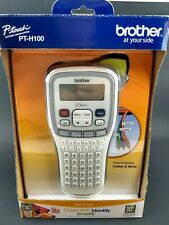 Brother P-Touch Thermal Label Printer Maker Model PT-H100