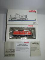 Märklin 3474 Diesellokomotive der Seco/DG mit BN 133-03 digital OVP Spur H0