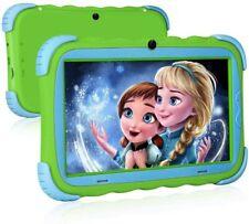 Very Nice IRULU Y57 Kids Tablet PC 7 inch 1GB RAM 16GB ROM-Green -FREE SHIPPING