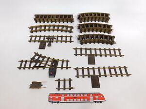 CT203-2 #24x Faller E-Train Gauge 0 Track / Points,Defects/ Craft: Decoupler Etc