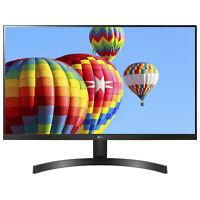 "LG 27ML600M-B 27"" Full HD 16:9 IPS 3-Side Borderless Radeon FreeSync Monitor"
