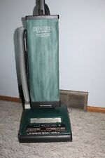 vintage Hoover Elite / legacy 740 upright vacuum cleaner u4537 great condition