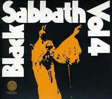 BLACK SABBATH Vol. 4 CD BRAND NEW 2009 Remaster Digipak Volume Four