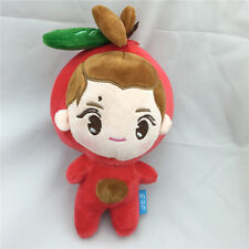 """Kpop EXO-M Luhan Little Apple 9"""" Plush Toy Stuffed Doll Fans Collection"""