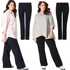 Marks & Spencer Plus Size Cotton Jogging Bottoms Lounge Pant New M&S Gym Joggers