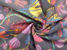 Liberty Cotton/Wool, 'Georgina', (per metre) dress fabric