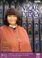 The Vicar of Dibley The Complete Third Series Region 4 NTSC DVD VGC