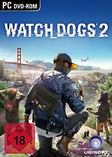 Watch Dogs 2 (PC, seulement Uplay Key Download Code) pas de DVD, no cd, Uplay Key Only
