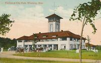 WINNIPEG MAN – City Park Pavilion - 1912