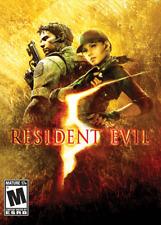 Resident Evil 5 Region Free PC KEY (Steam)