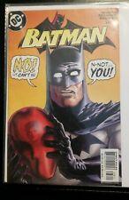 Batman #638 Jason Todd,Red Hood (May 2005, DC)