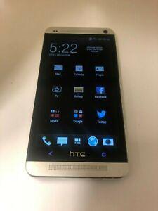 HTC One M7 32GB (Unlocked) Smartphone - Silver