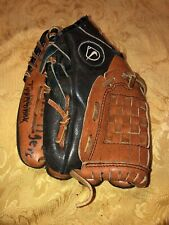 """Nike Youth Kids Leather Baseball Glove 10"""" Right Thrower Left Handed  6-10 Yrs"""