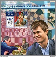 Togo 2020 chess,   Magnus Carlsen  S202005