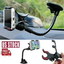 Universal 360° Windshield Car Mount Phone Holder Stand For Cell Phone iPhone 11