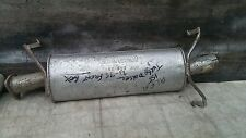 ALFA ROMEO 155 2.5 TURBO DIESEL 04 1993 TO 03 1995 EXHAUST FRONT SILENCER